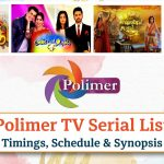 Polimer TV Serial List 2021: Timings, Schedule & Synopsis