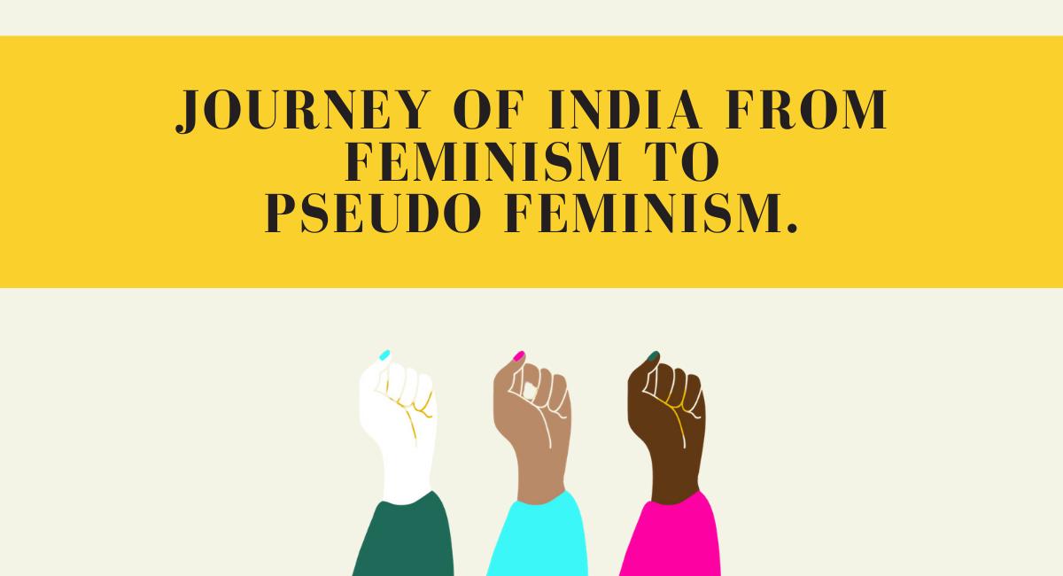 Pseudo Feminism