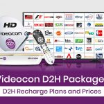 Videocon D2H Packages 2021: DTH Recharge Plans and Prices