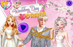 Wedding Day Drama Game
