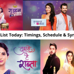 Zee TV Serial List Today: Timings, Schedule & Synopsis in 2020