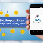 BSNL Prepaid Plans 2021: Recharge Plans, Validity, Price