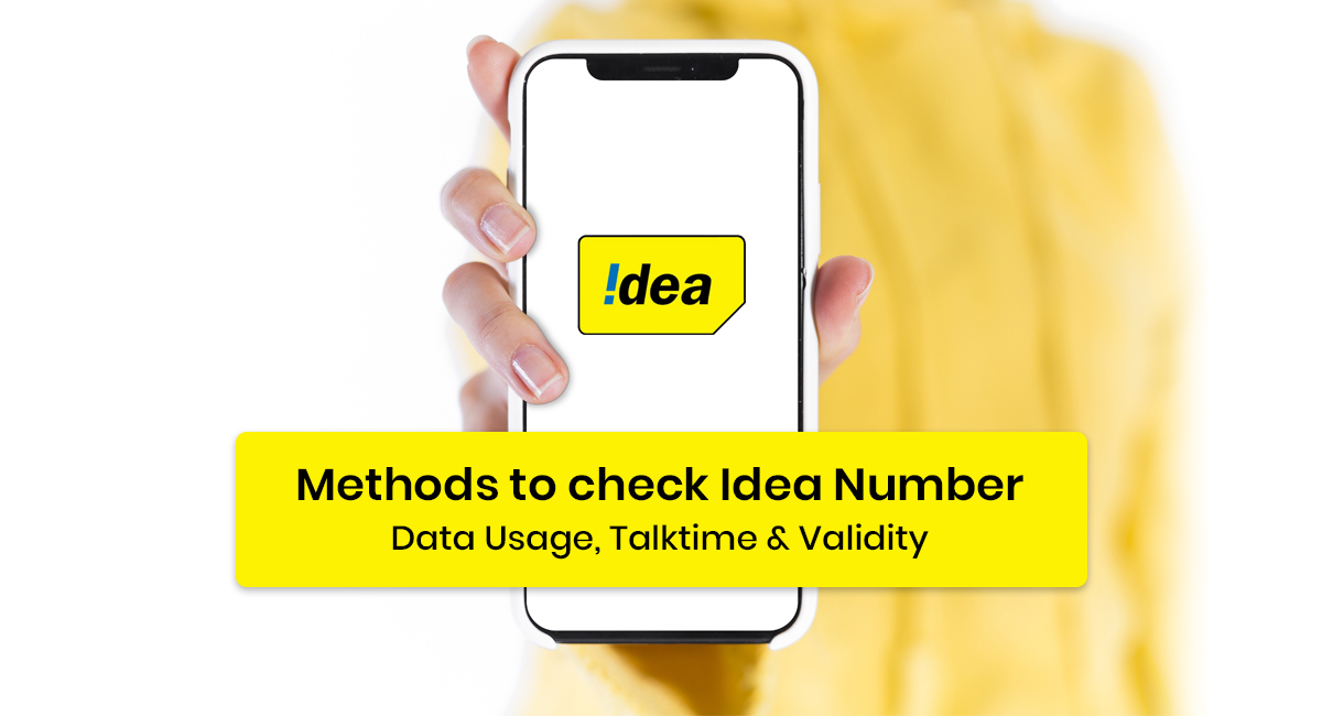 Check Idea Number