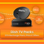 Dish TV Packs: DTH Recharge Plans, Price & Offers 2021