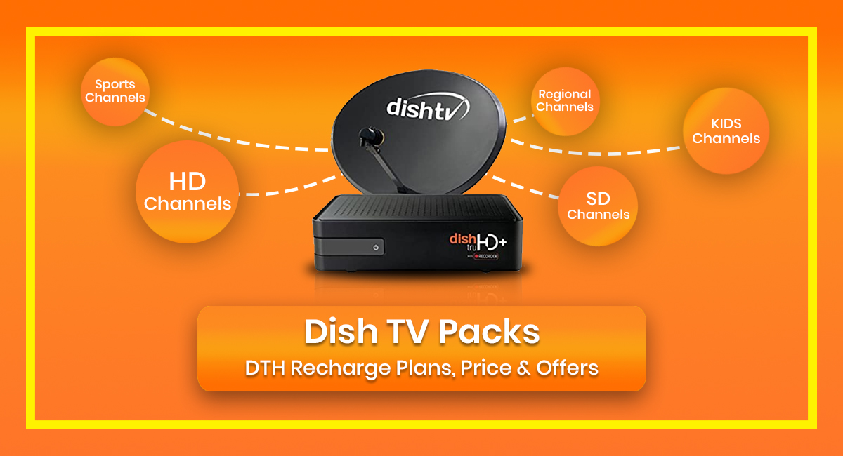 Dish TV Packs