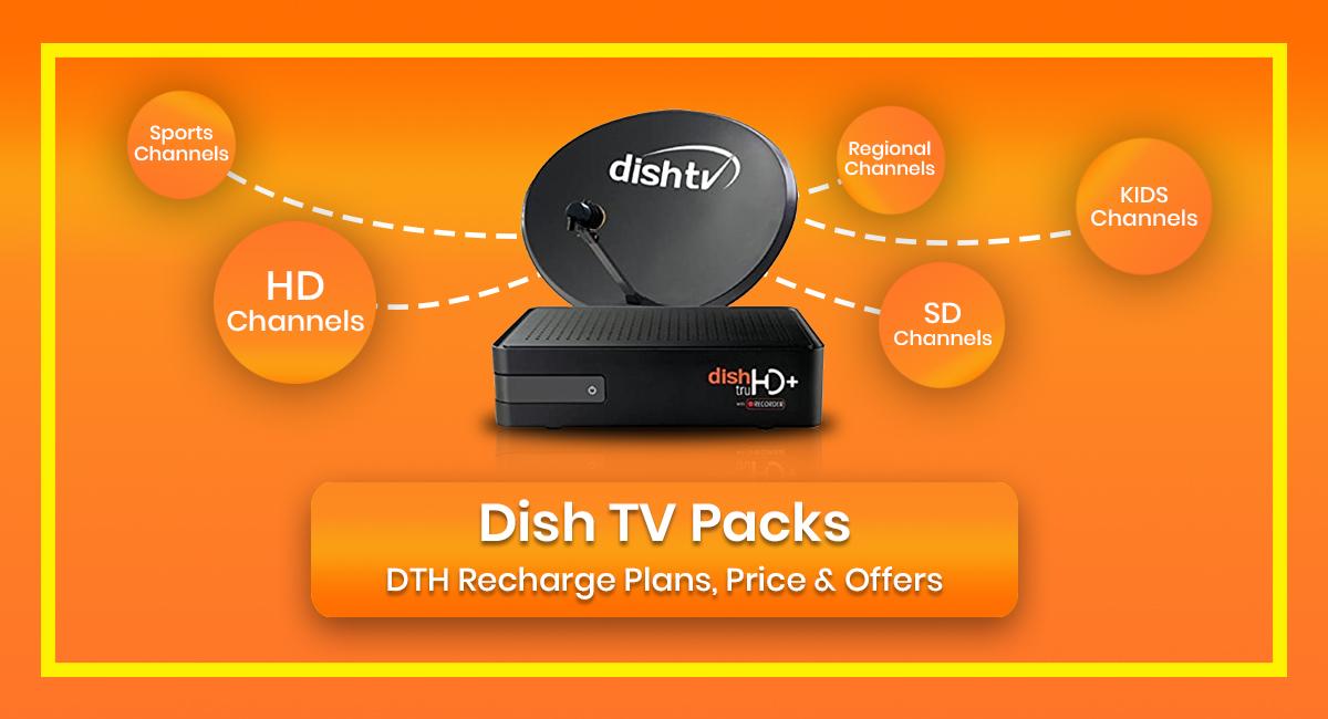 Dish TV Packs