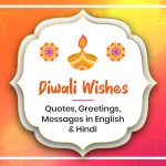 Diwali Wishes, Quotes, Greetings, Messages in English & Hindi (2020)