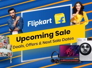 Flipkart Upcoming Sale