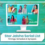 Star Jalsha Serial List: Updated Timings, Schedule & Synopsis (2021)