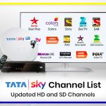 Tata Sky Channel List: Updated HD and SD Channel Numbers 2021