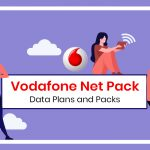 Vodafone Net Pack: Data Plans and Packs 2020
