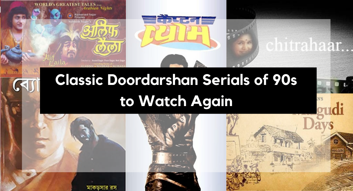Doordarshan Serials List of 90s