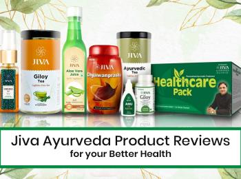 Jiva Ayurveda Product Reviews
