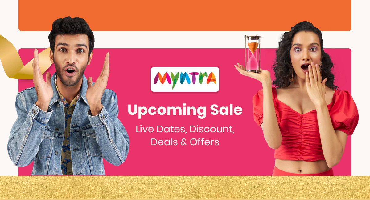 Myntra Upcoming Sale