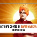 50+ Motivational Quotes by Swami Vivekananda for Success