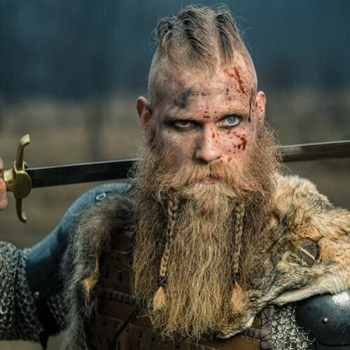 Viking Beard & Moustache
