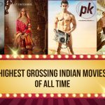 Top 20 Highest Grossing Indian Movies of all Time