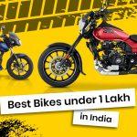 15 Best Bikes Under 1 Lakh in India (2020)
