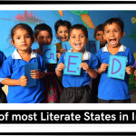 List of Most Literate States in India