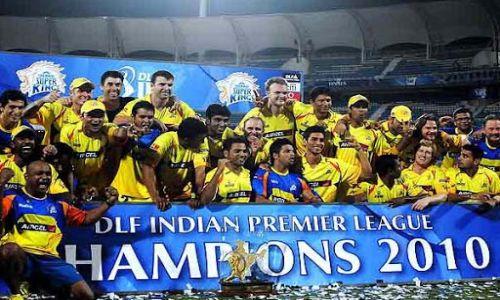 Winner of IPL 2010