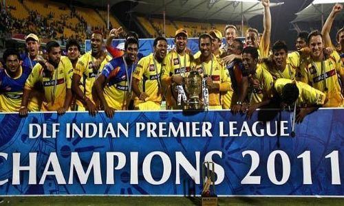 Winner of IPL 2011