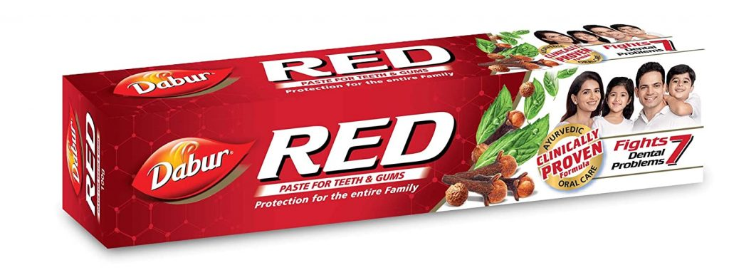 Dabur Red