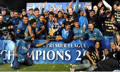 Winner of IPL 2009
