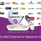How to Add Channel in Videocon D2H via SMS, Online & By Call
