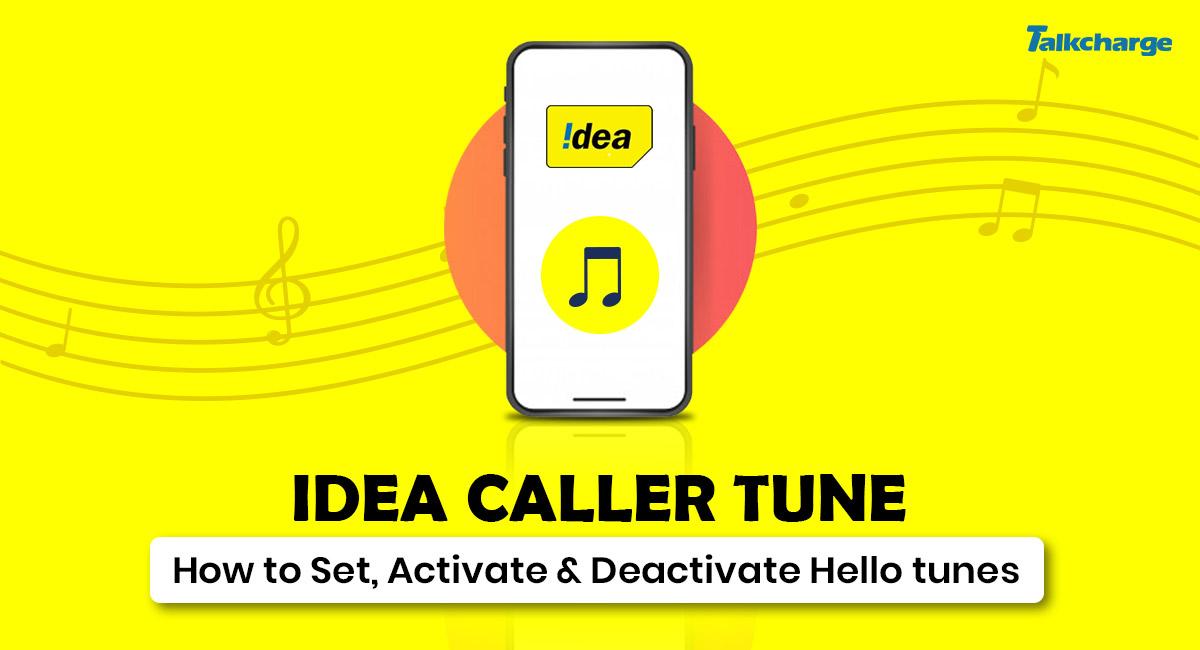 Idea Caller Tune