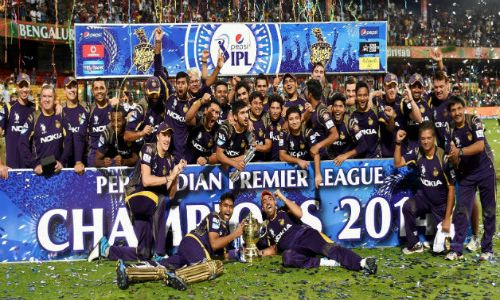 Winner of IPL 2014