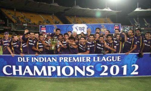 Winner of IPL 2012