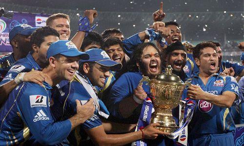 Winner of IPL 2013
