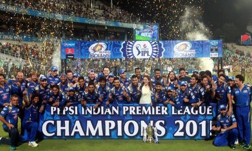 Winner of IPL 2015