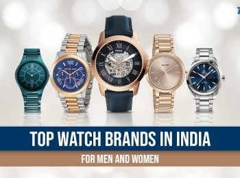 Watch Brands in India