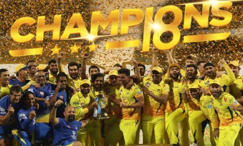 Winner of IPL 2018