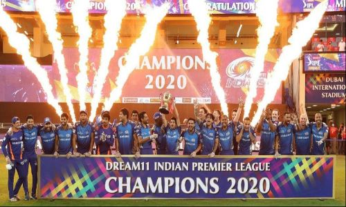 Winner of IPL 2020