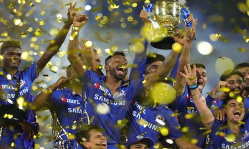 Winner of IPL 2019