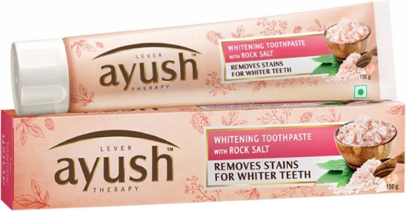 Ayush Whitening Toothpaste