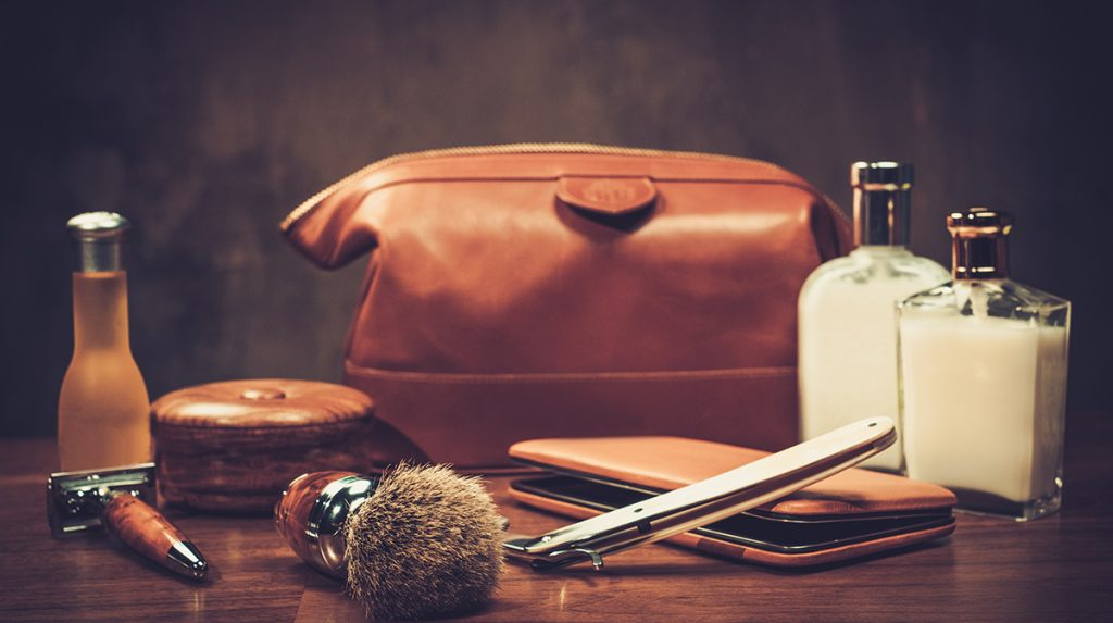 Man's Grooming Kit