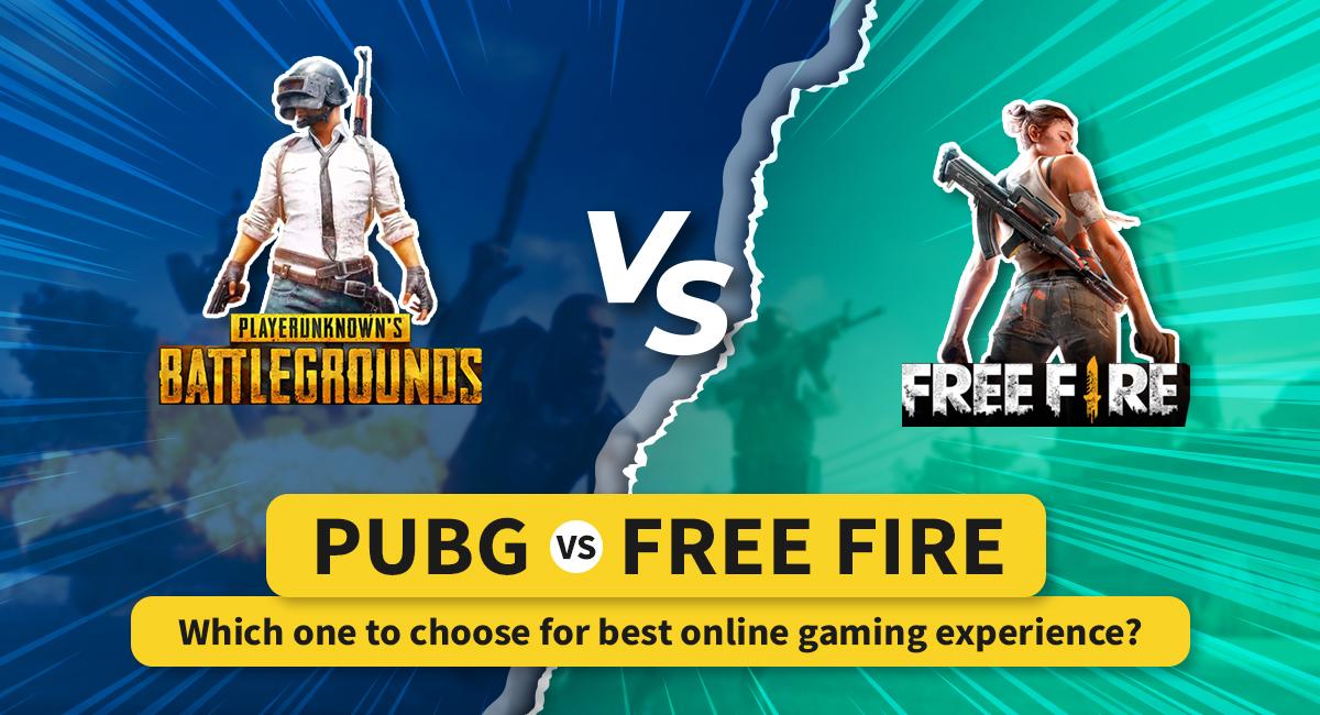 pubg-vs-free-fire