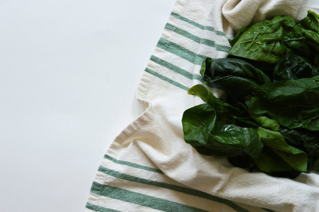 Never Keep Green Leafy Vegetables Open