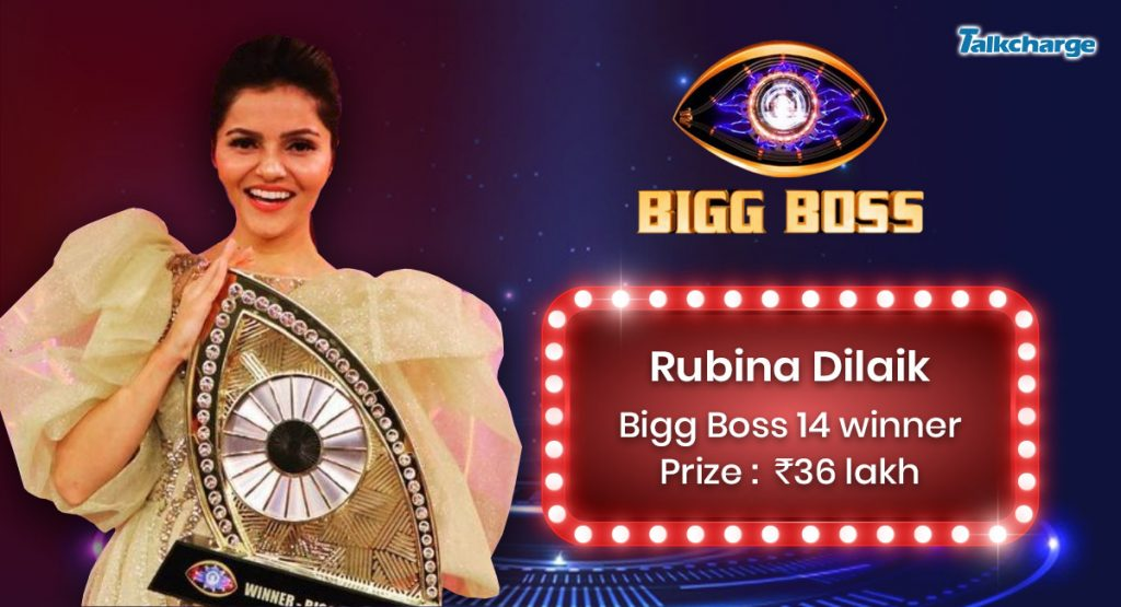 Bigg Boss Season 14 Winner
