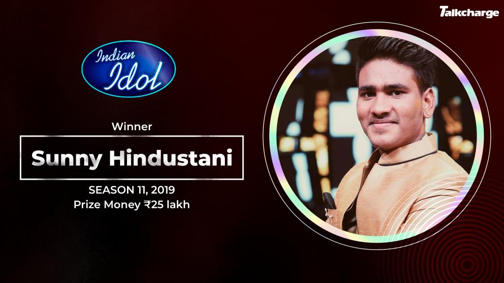 Sunny Indian Idol