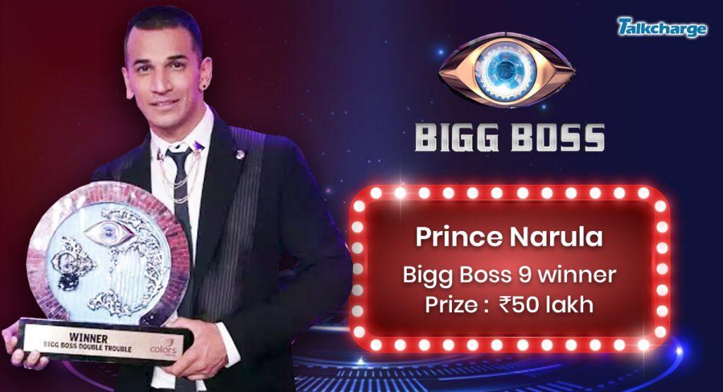 Bigg Boss Season 9 Winner