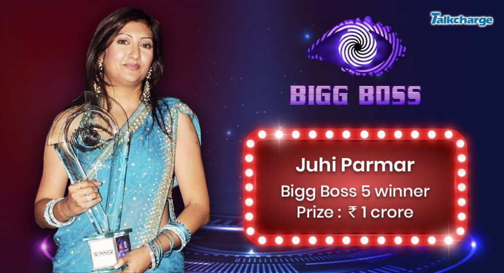 Bigg Boss Season 5 Winner