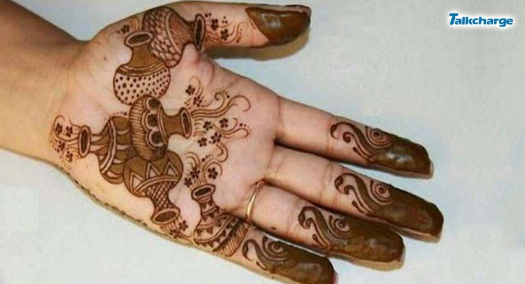 Henna Designs with Elements