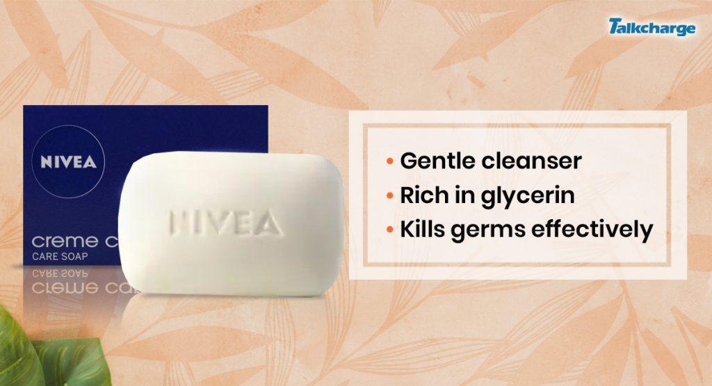 NIVEA Creme Care Soap