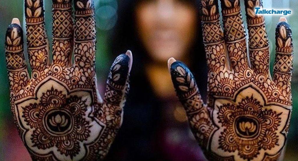 Well-Coordinated Henna Design
