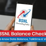 BSNL Balance Check: How to know Data Balance, Talktime & Validity