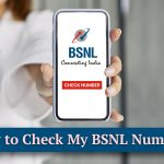 How to Check My BSNL Number via Codes?